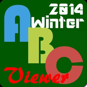 ABC Viewer 2014 Winter